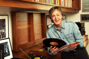Paul McCartney Is No Stranger To Having 1s On The Billboard Charts But This Week Living Legend Racked Up His First Album Debut At